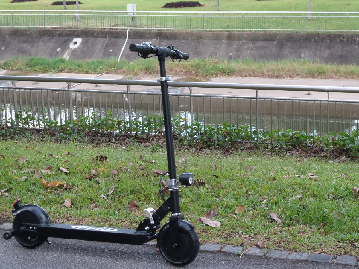 Glion Electric Scooter review