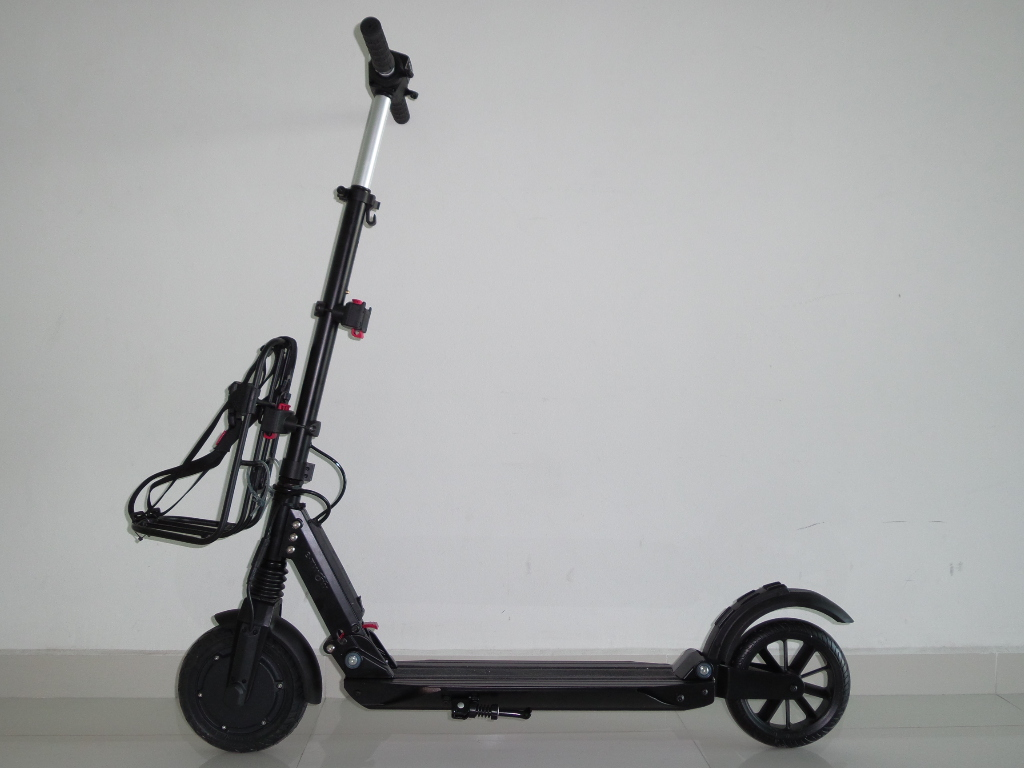 electric scooter rack