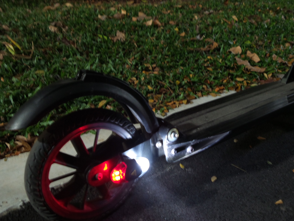 electric scooter rear light 13